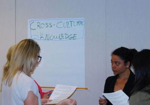 Cross Cultural Knowledge and group discussion