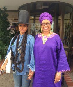 Grammy Award Winning Artist with Shafia Monroe
