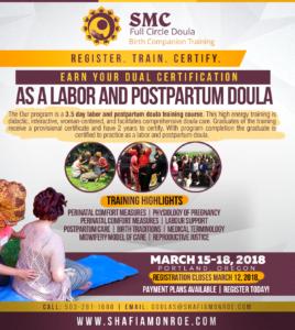 SMC FCDBCT March 15-18, 2018
